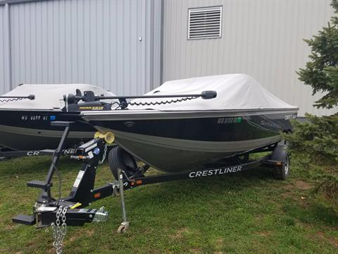 2013 Crestliner 1850 Super Hawk in Kaukauna, Wisconsin