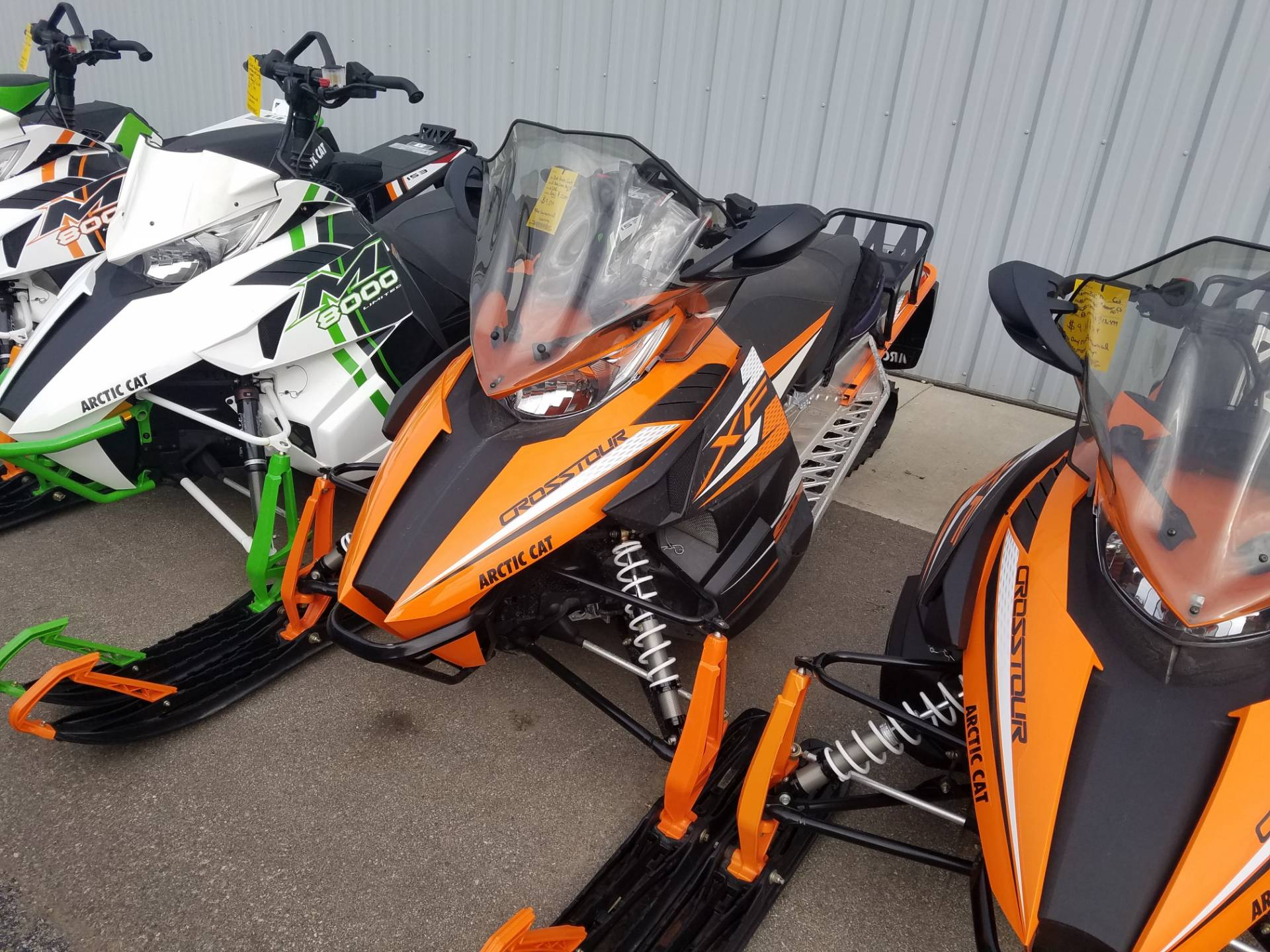 2015 XF 8000 CrossTour ES