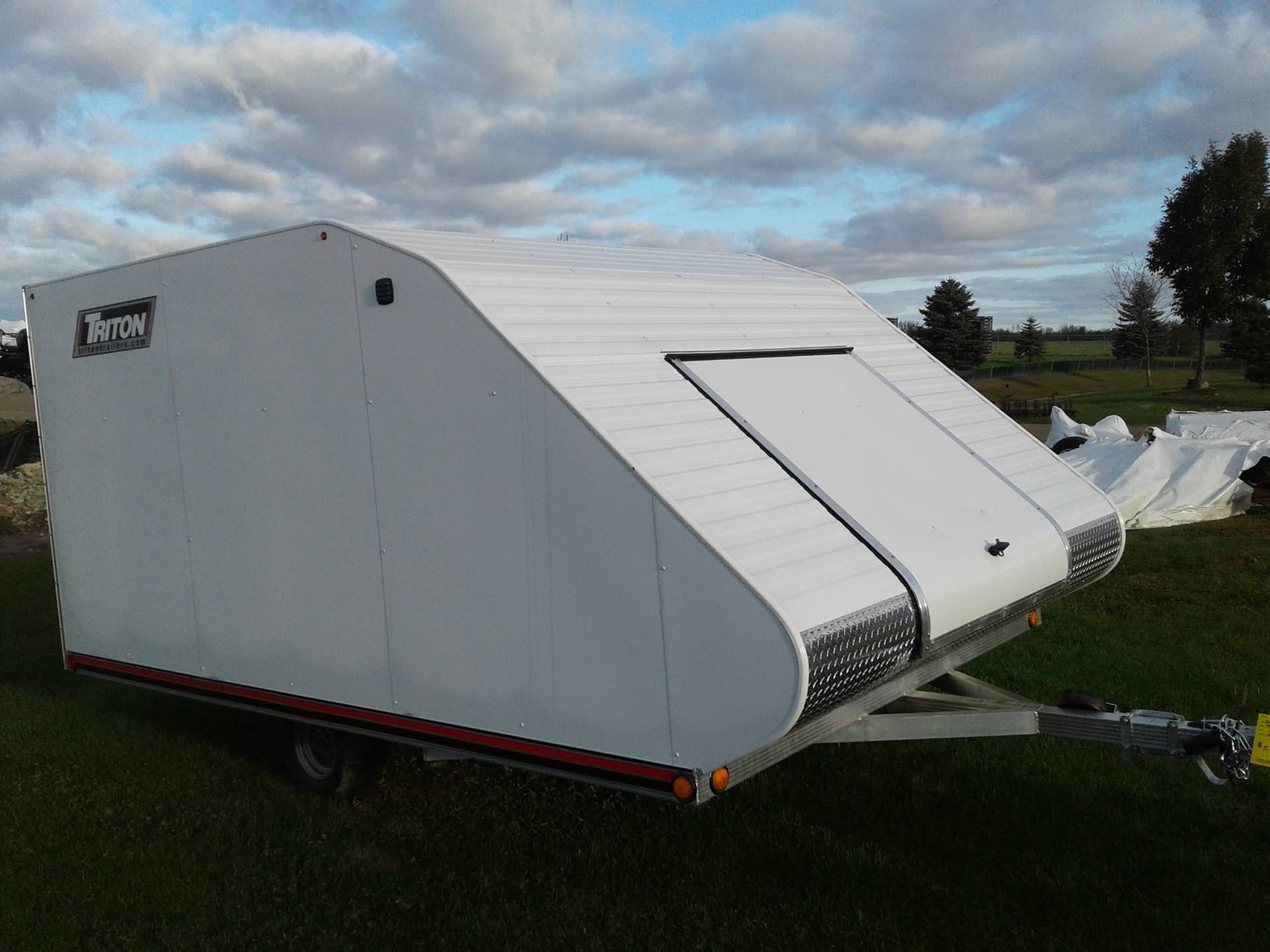 2019 Triton Trailers TC128 in Kaukauna, Wisconsin