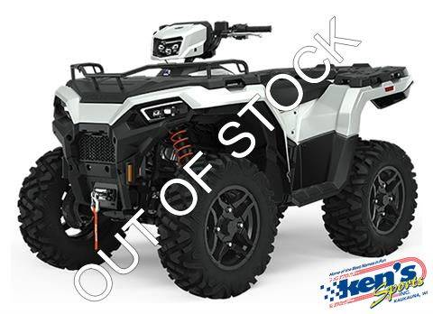 2021 Polaris Sportsman 570 Ultimate Trail Limited Edition in Kaukauna, Wisconsin - Photo 1