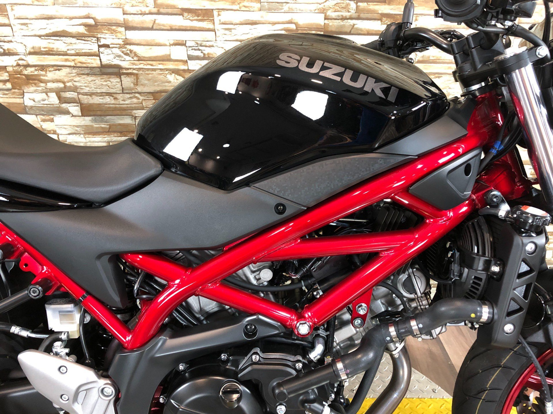 2018 Suzuki SV650 ABS in Port Charlotte, Florida