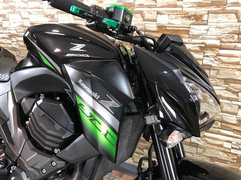 2016 Kawasaki Z800 ABS in Port Charlotte, Florida
