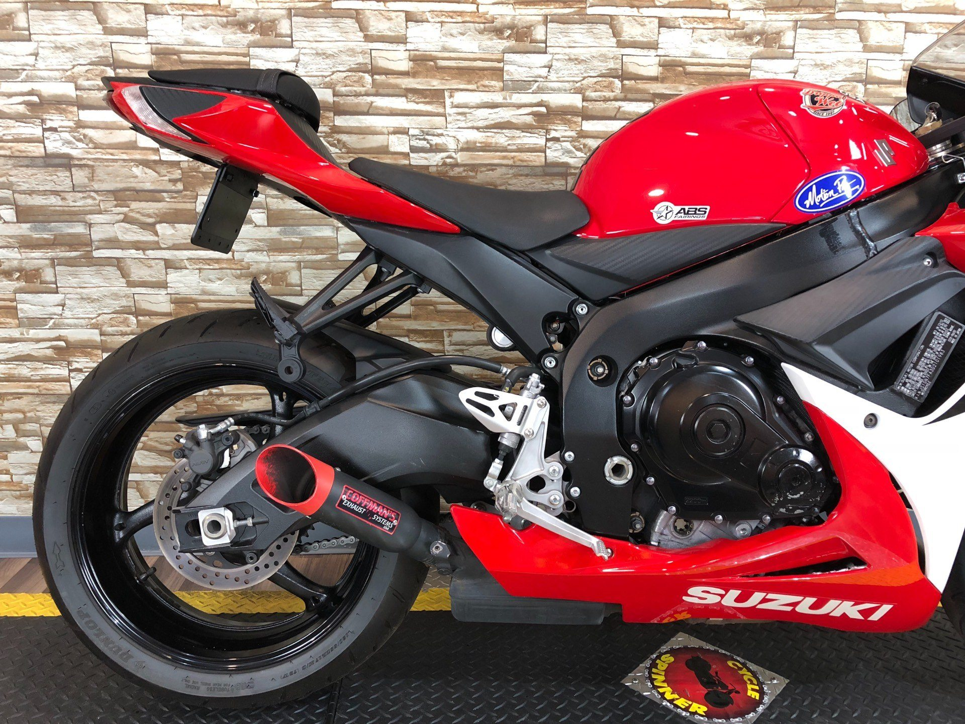2013 Suzuki GSX-R600™ in Port Charlotte, Florida