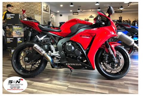 2015 Honda CBR®1000RR in Port Charlotte, Florida