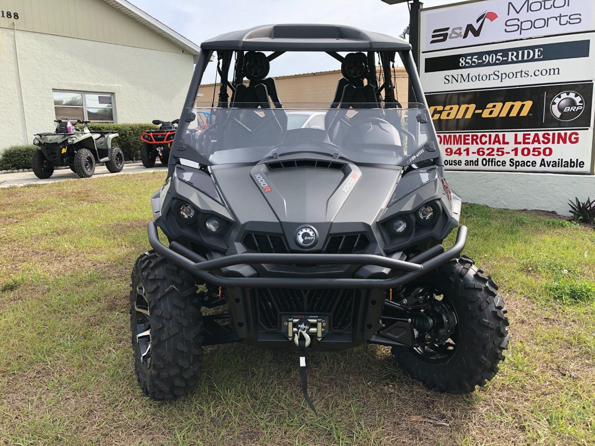 2019 Can-Am Commander MAX Limited 1000R in Port Charlotte, Florida