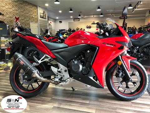 2014 Honda CBR®500R in Port Charlotte, Florida