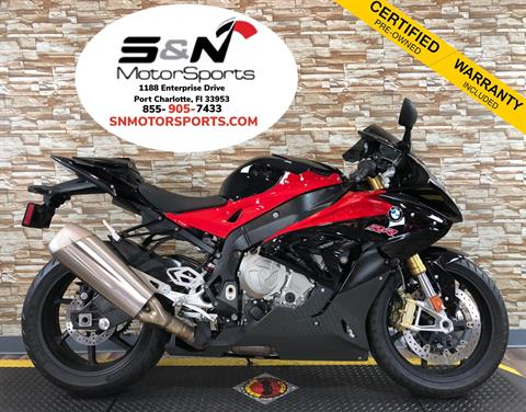 2016 BMW S 1000 RR in Port Charlotte, Florida