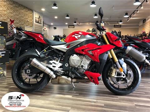 2016 BMW S 1000 R in Port Charlotte, Florida