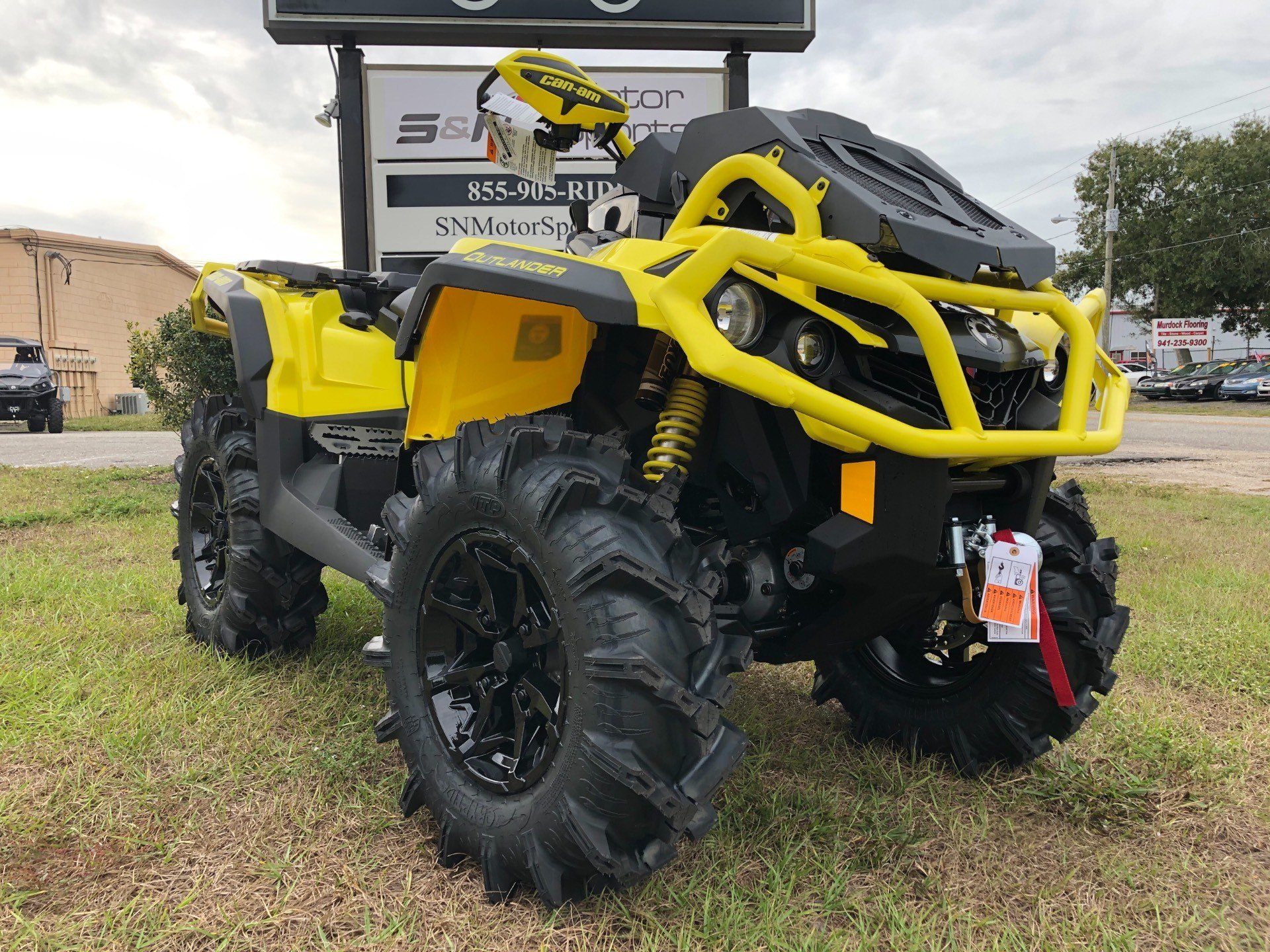 2019 Can-Am™ Outlander X mr 1000R 2