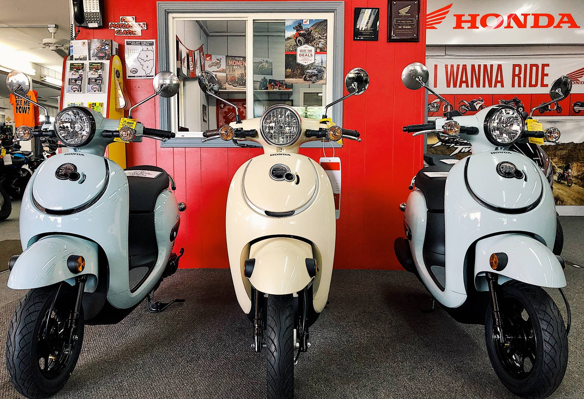 2019 Honda Metropolitan in Aurora, Illinois - Photo 3