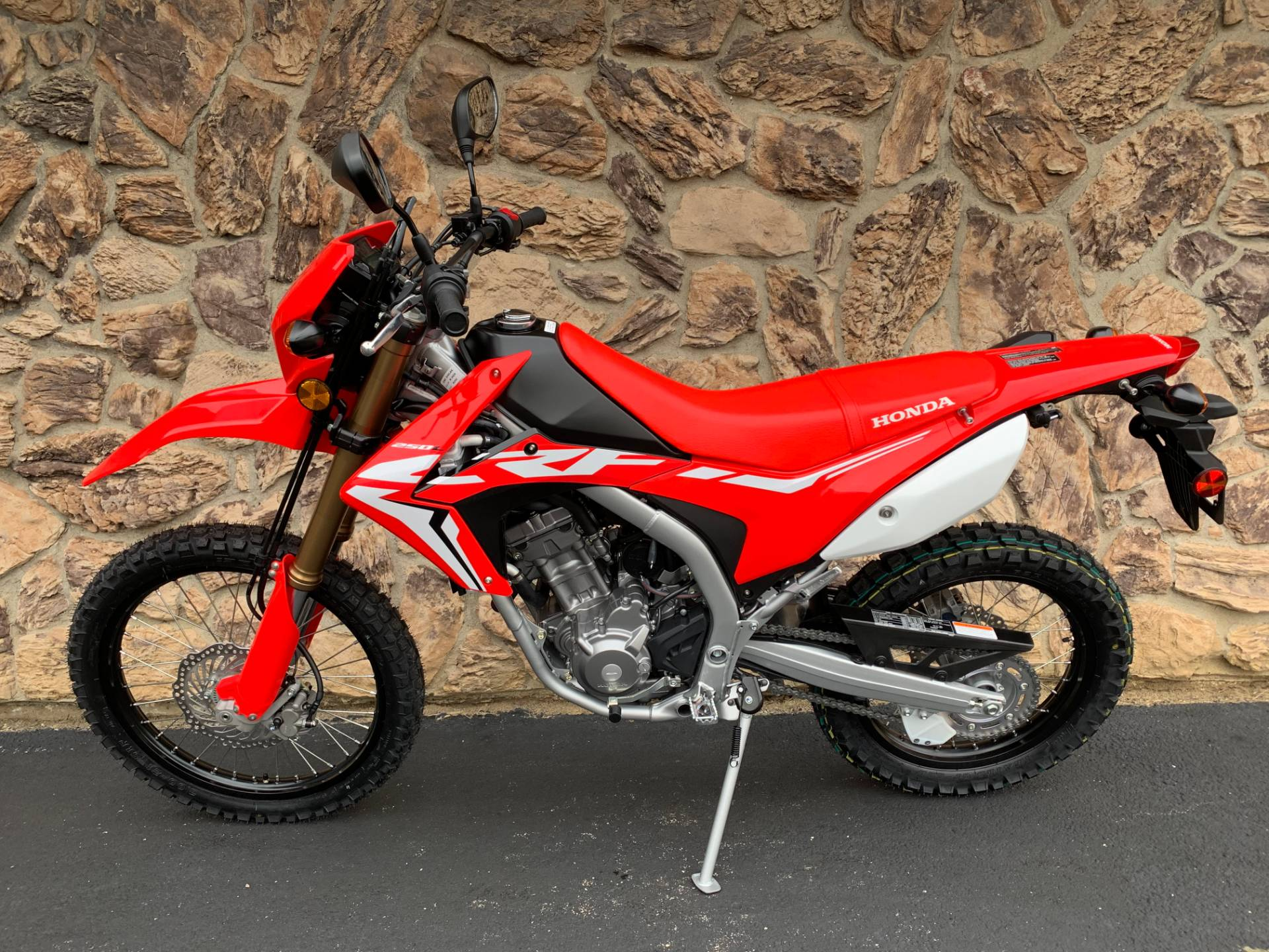 2019 Honda CRF250L ABS in Aurora, Illinois - Photo 2
