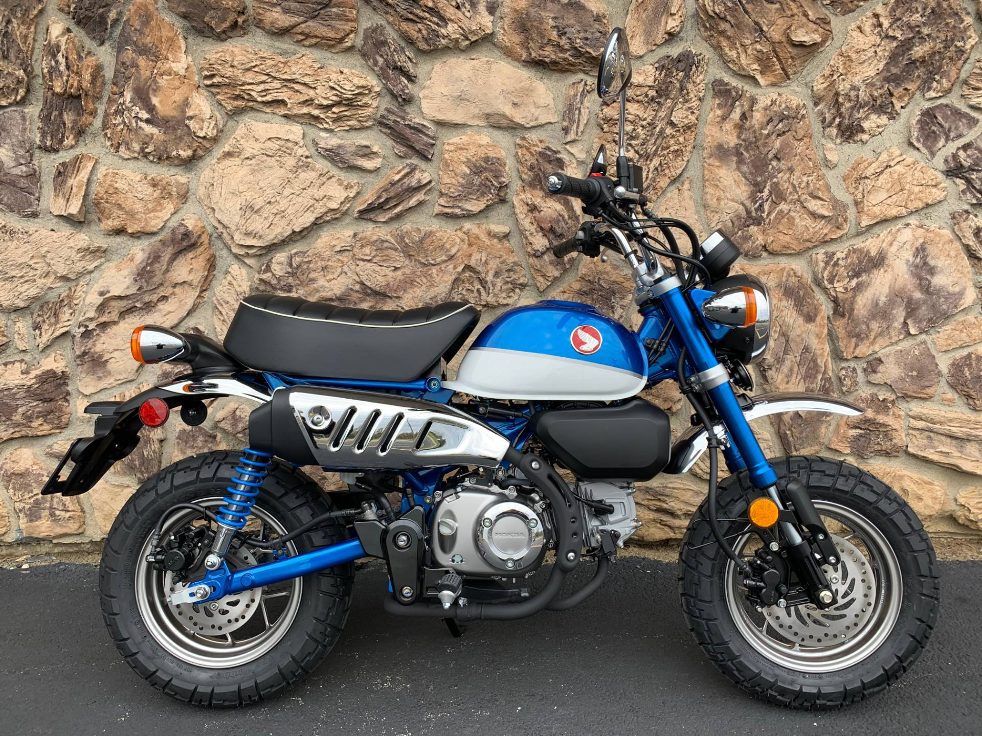 New 2021 Honda Monkey Motorcycles in Aurora, IL | Stock ...