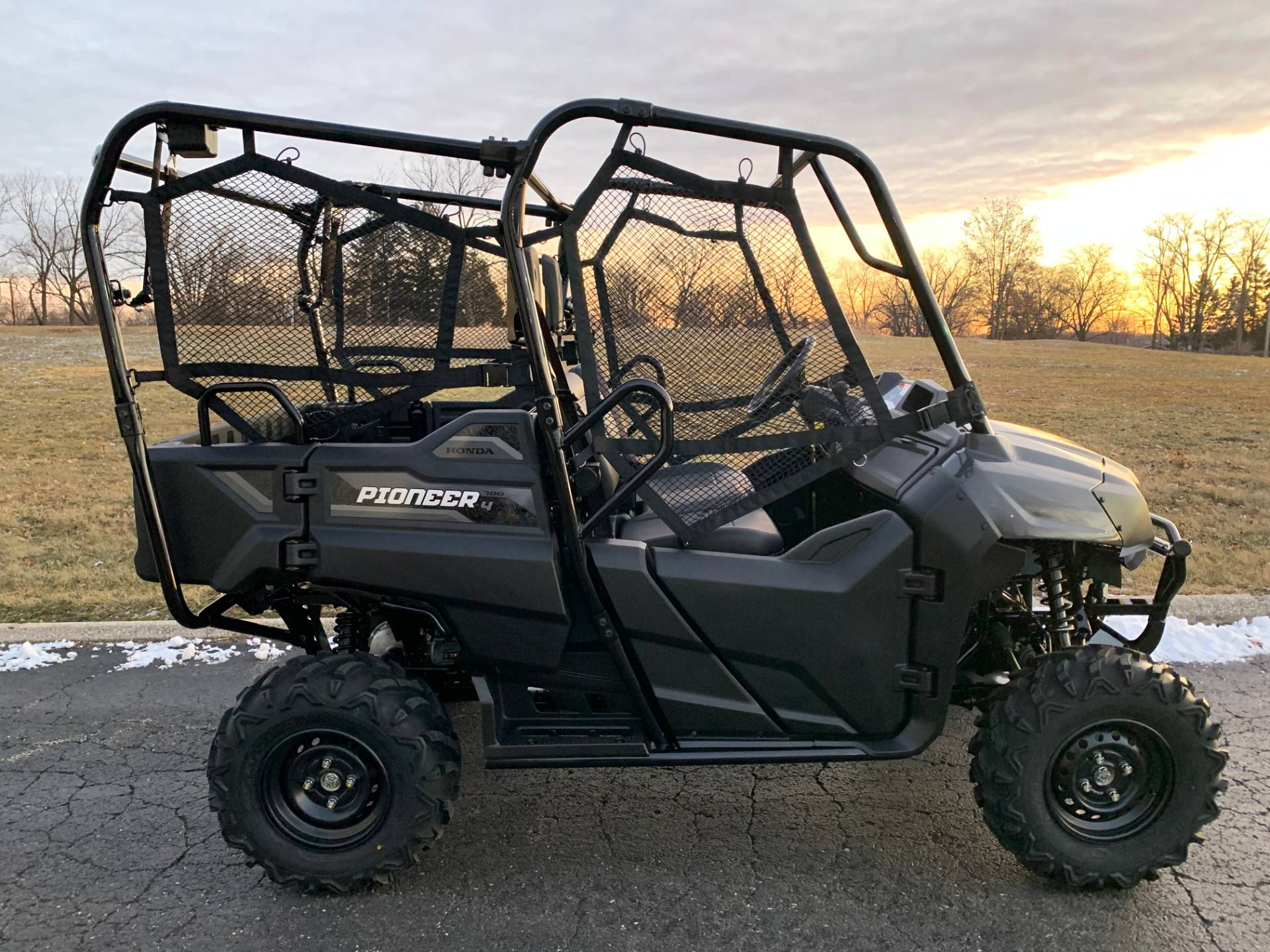 2020 Honda Pioneer 700-4 in Aurora, Illinois - Photo 1