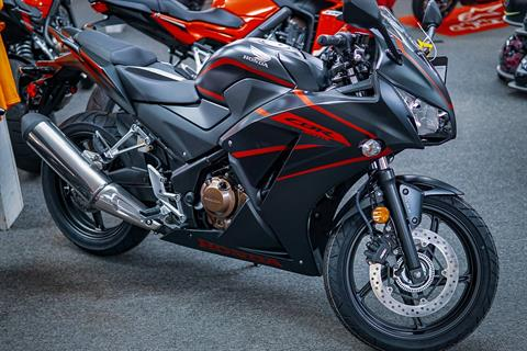 2018 Honda CBR300R ABS in Aurora, Illinois
