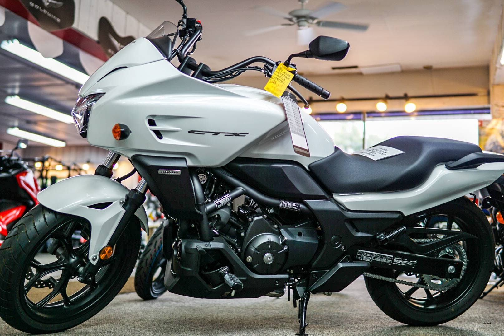 New 2014 Honda Ctx700 Motorcycles In Aurora Il Stock Number H13113 1970 Motorcycle Vin Decoder Illinois