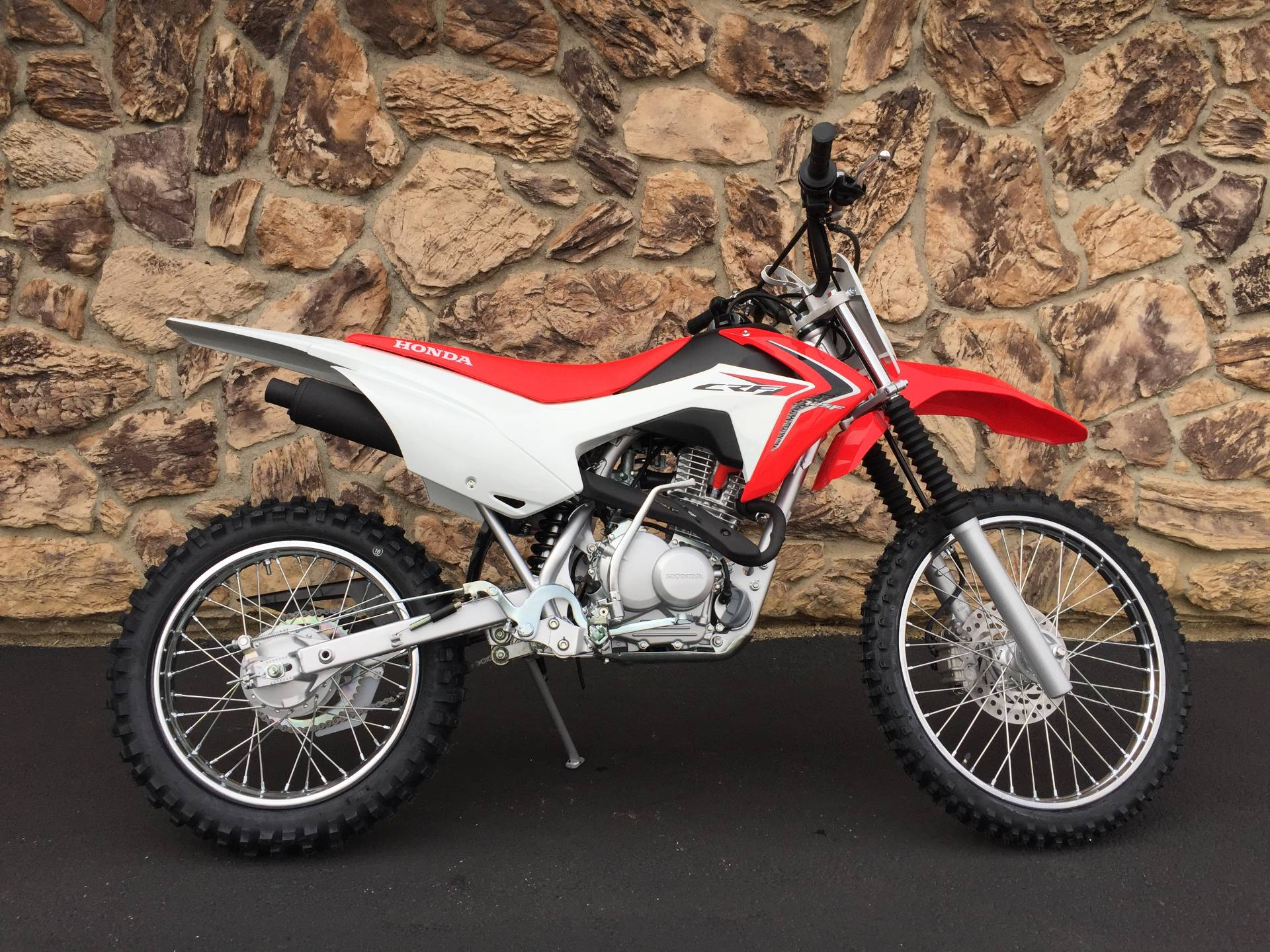 2018 Honda CRF125F (Big Wheel) in Aurora, Illinois