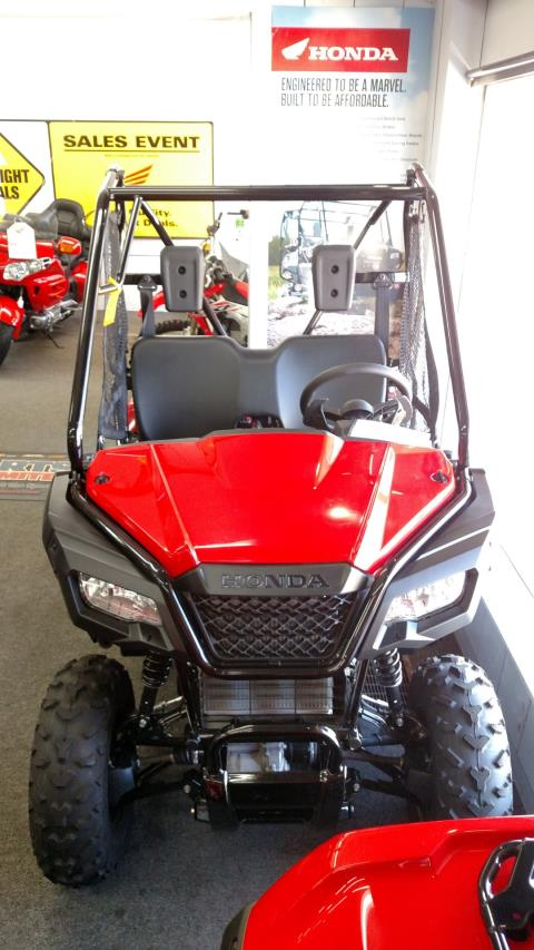2015 Honda Pioneer™ 500 in Aurora, Illinois