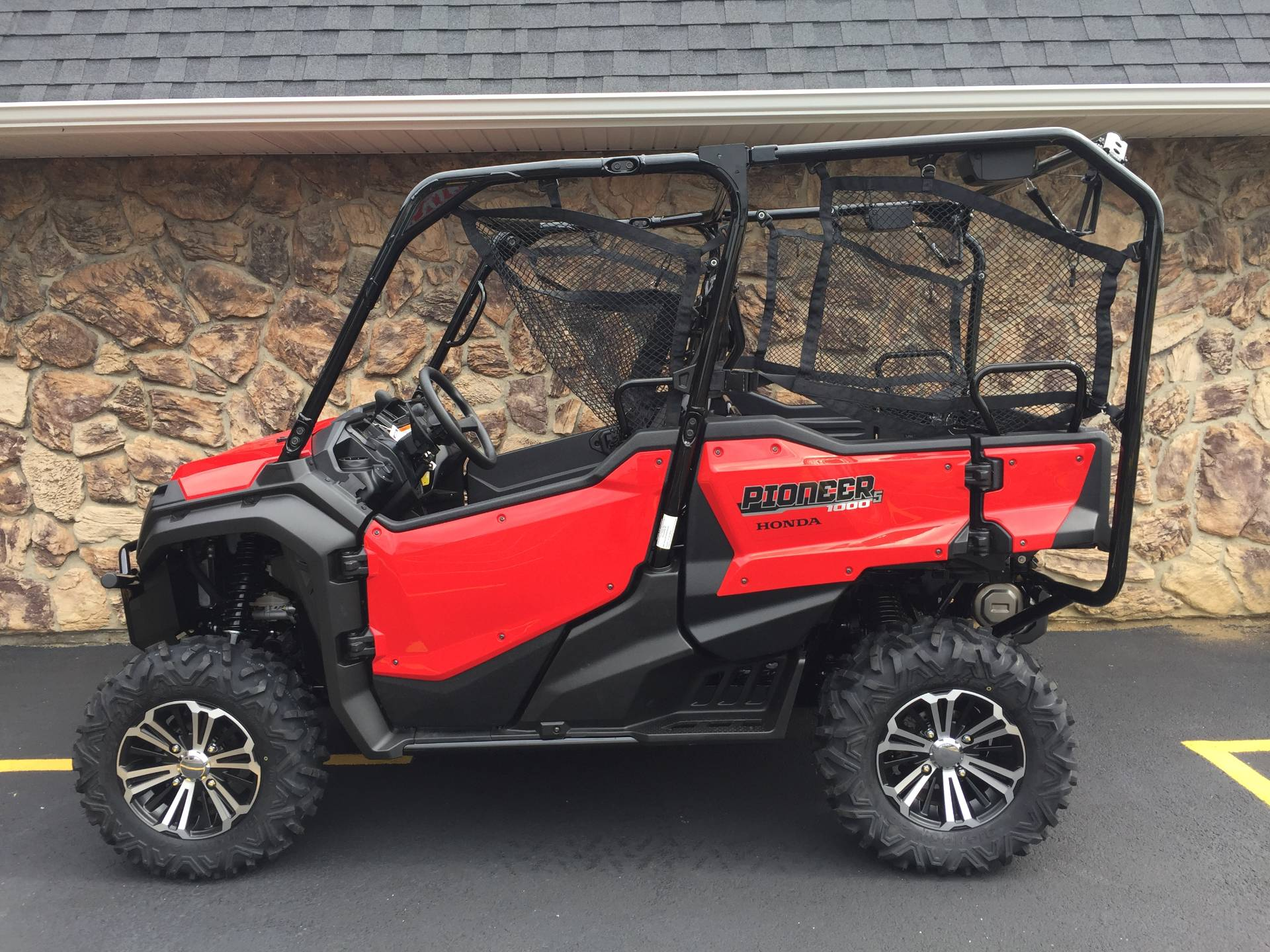2018 Honda Pioneer 1000-5 Deluxe in Aurora, Illinois - Photo 1