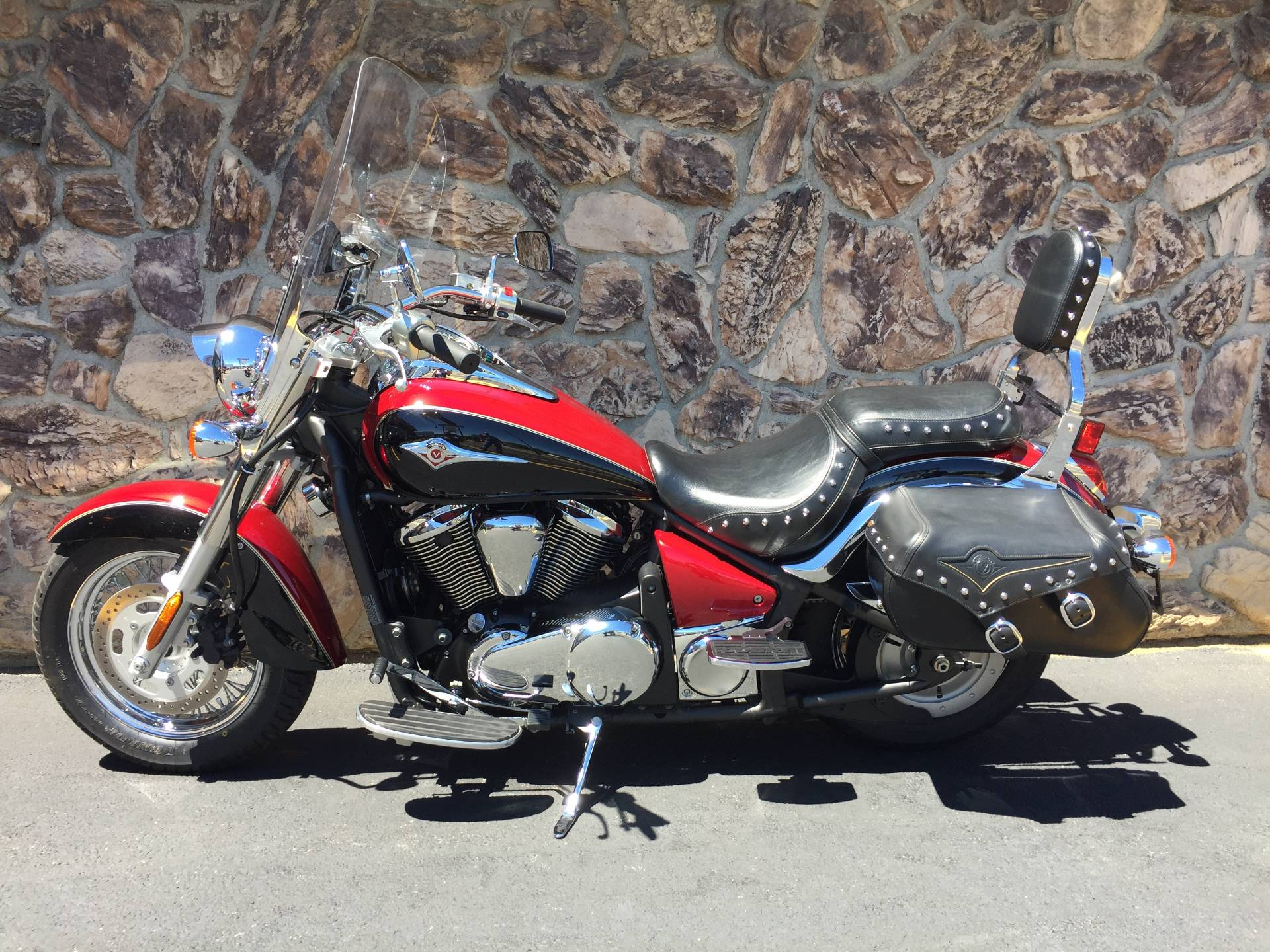 Used 2008 Kawasaki Vulcan® 900 Classic LT Motorcycles in Aurora, IL ...