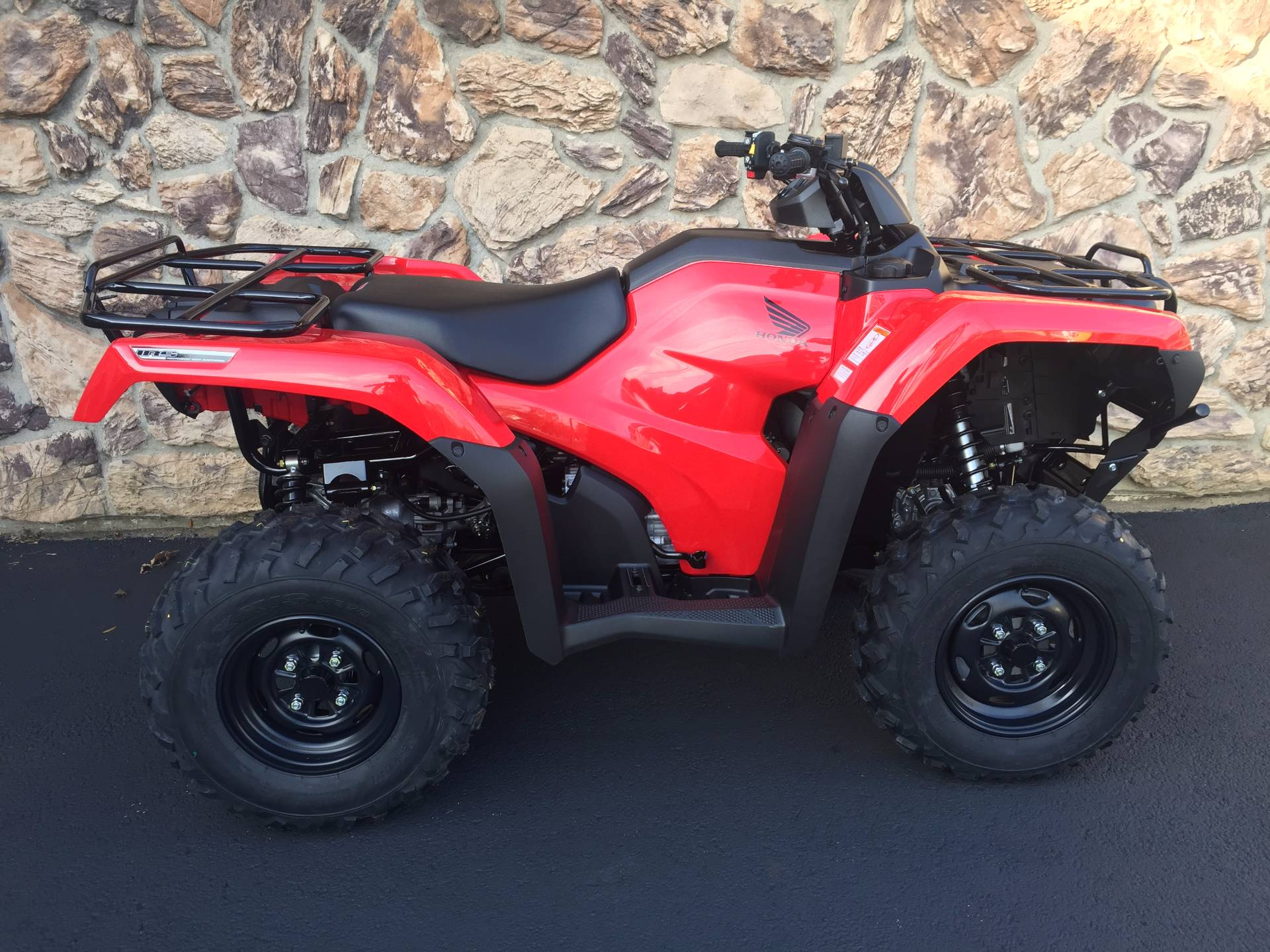 2018 Honda FourTrax Rancher 4x4 DCT IRS in Aurora, Illinois