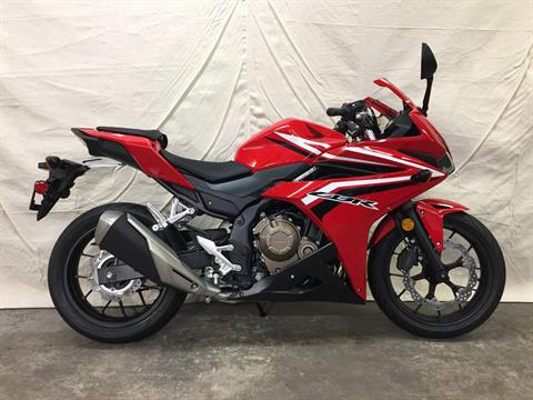 2017 Honda CBR500R in Aurora, Illinois
