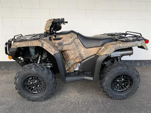 2020 Honda FourTrax Foreman Rubicon 4x4 Automatic DCT EPS Deluxe in Aurora, Illinois - Photo 4