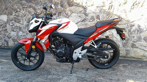 2015 Honda CB500F in Aurora, Illinois