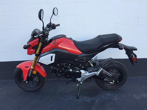 2019 Honda Grom in Aurora, Illinois - Photo 1
