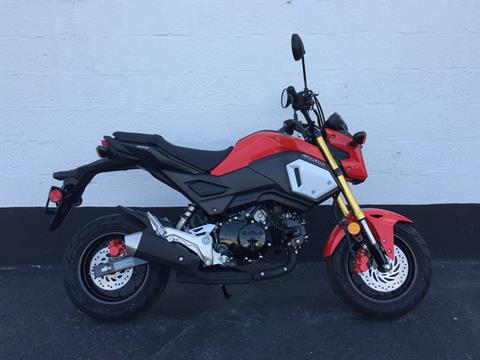 2019 Honda Grom in Aurora, Illinois - Photo 2