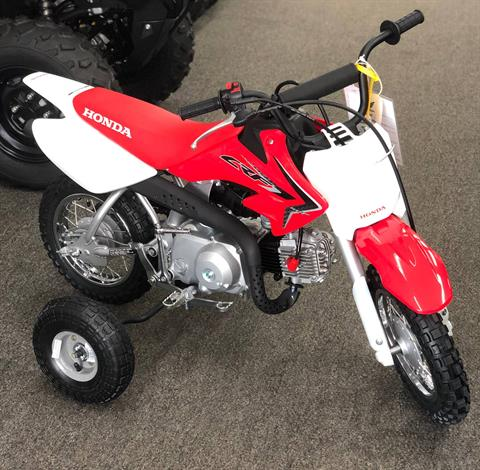 2019 Honda CRF50F in Aurora, Illinois - Photo 1