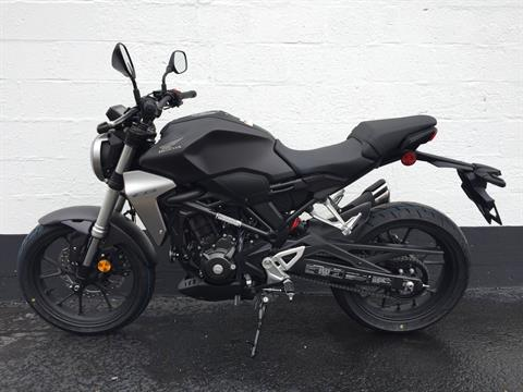 2019 Honda CB300R ABS in Aurora, Illinois