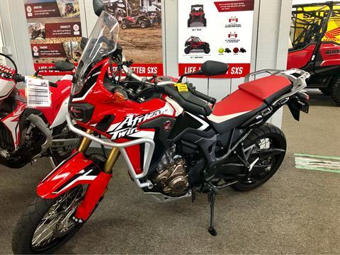 2016 Honda Africa Twin DCT in Aurora, Illinois