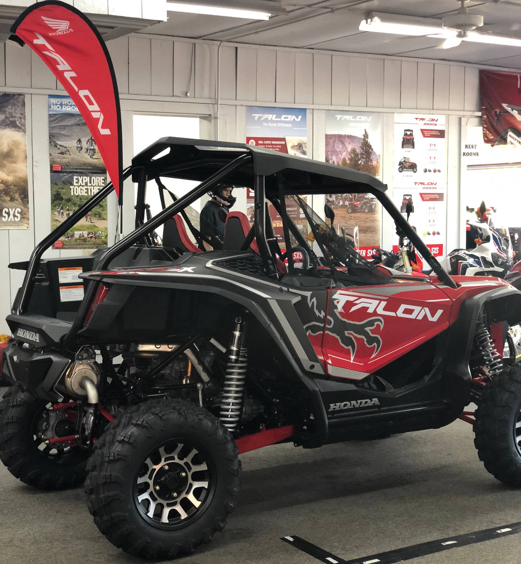 2020 Honda Talon 1000X in Aurora, Illinois - Photo 1