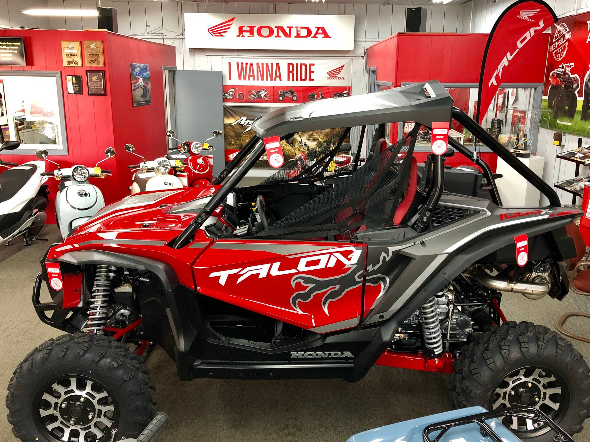 2020 Honda Talon 1000X in Aurora, Illinois - Photo 7