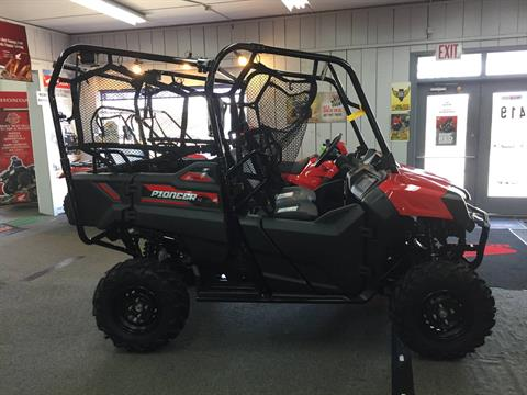 2017 Honda Pioneer 700-4 in Aurora, Illinois