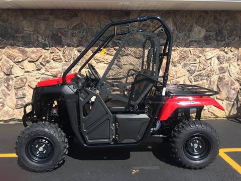2018 Honda Pioneer 500 in Aurora, Illinois - Photo 1