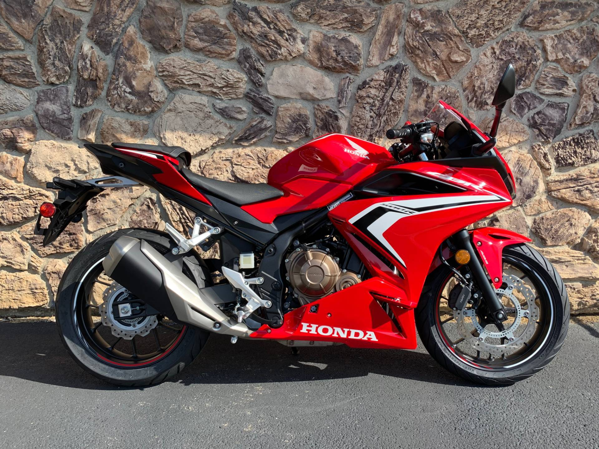 2019 Honda CBR500R ABS in Aurora, Illinois - Photo 1