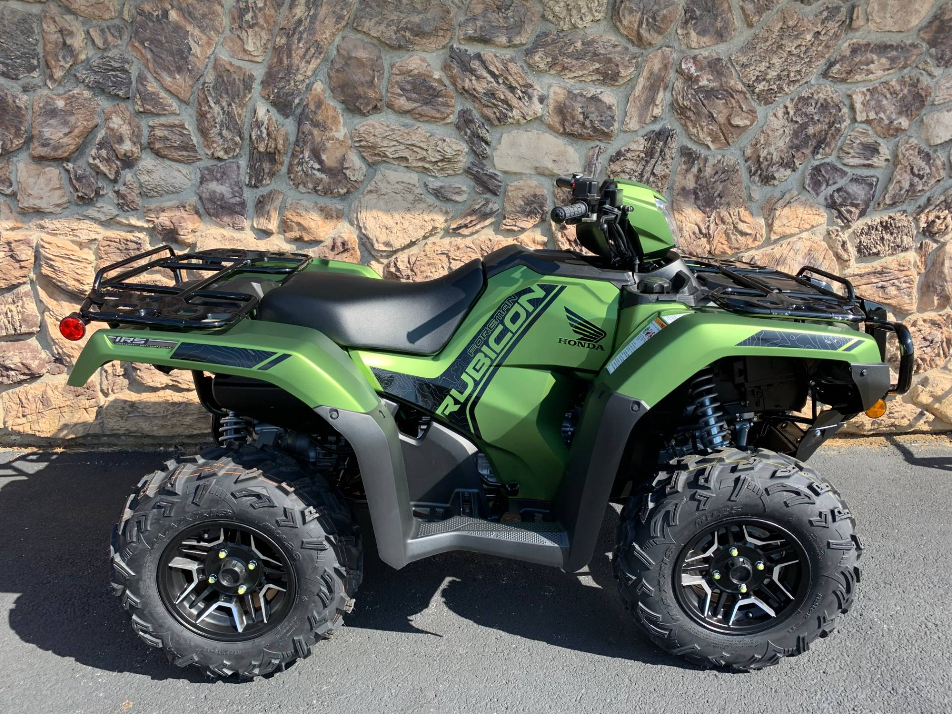 2020 Honda FourTrax Foreman Rubicon 4x4 Automatic DCT EPS Deluxe in Aurora, Illinois - Photo 5