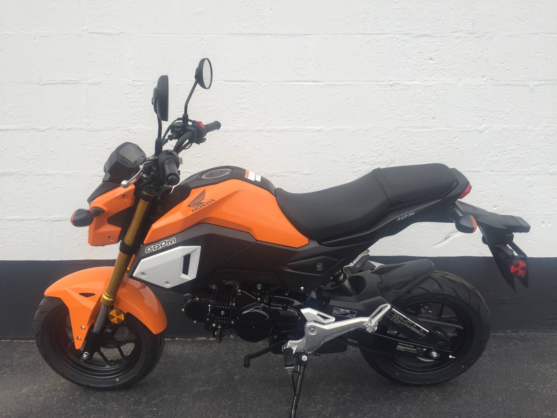 2020 Honda Grom in Aurora, Illinois - Photo 2