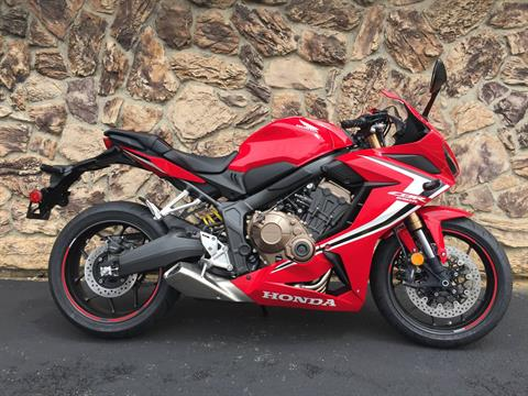 2019 Honda CBR650R in Aurora, Illinois - Photo 3