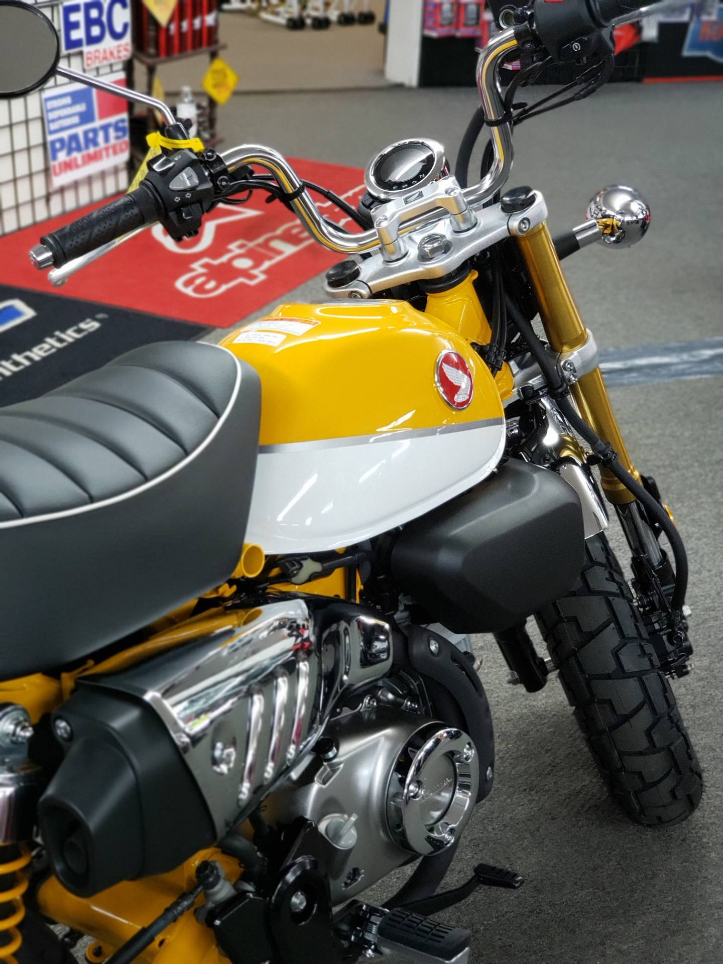 2019 Honda Monkey in Aurora, Illinois - Photo 6