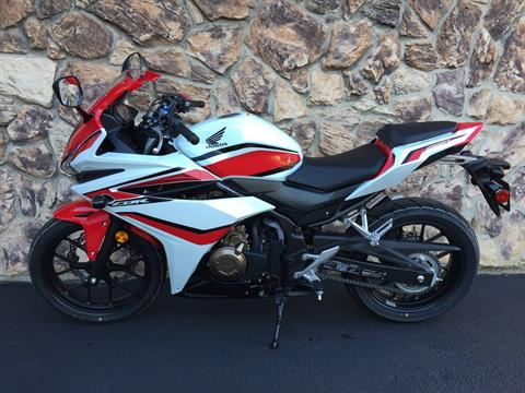 2018 Honda CBR500R in Aurora, Illinois