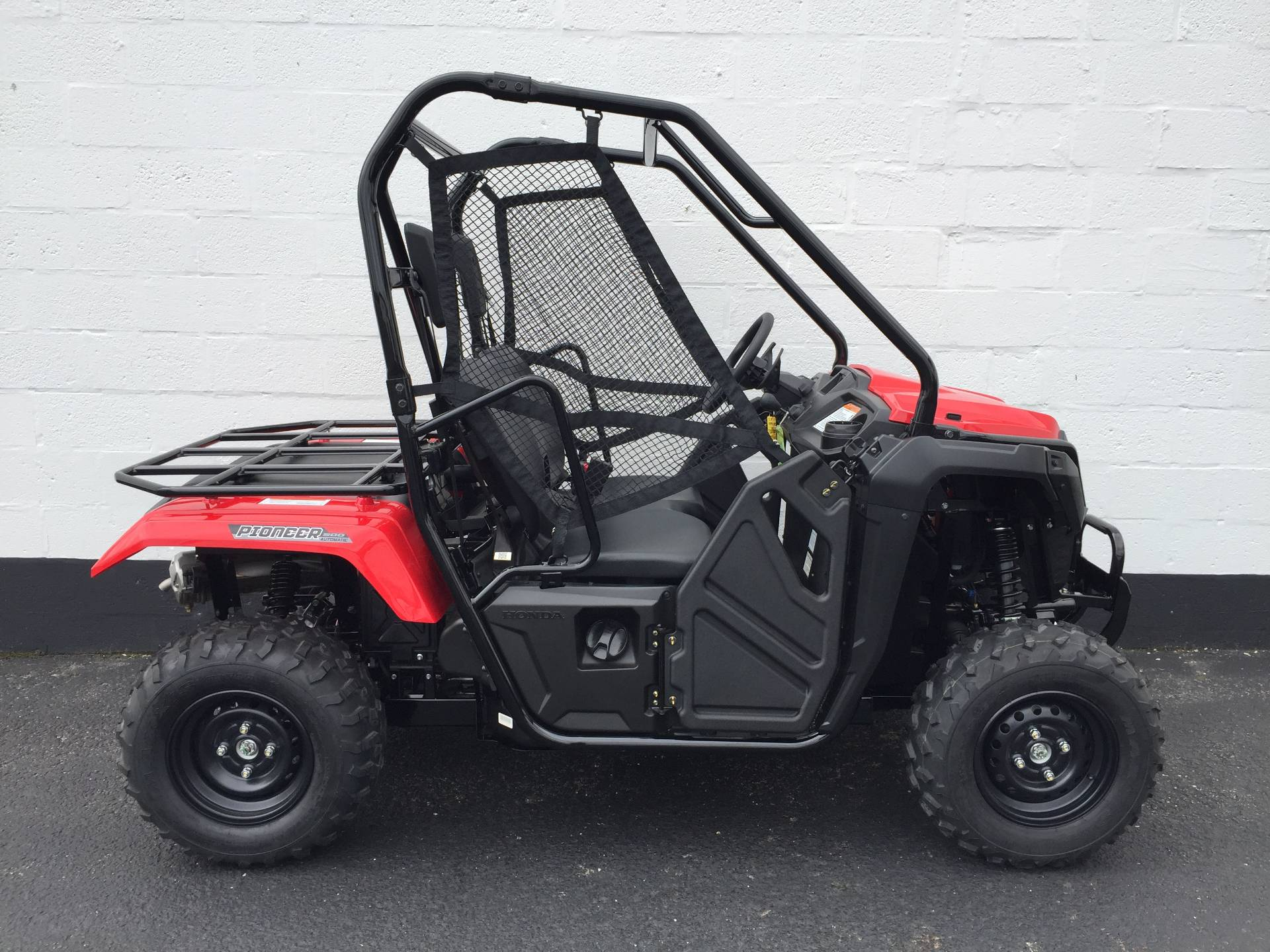 2017 Honda Pioneer 500 in Aurora, Illinois