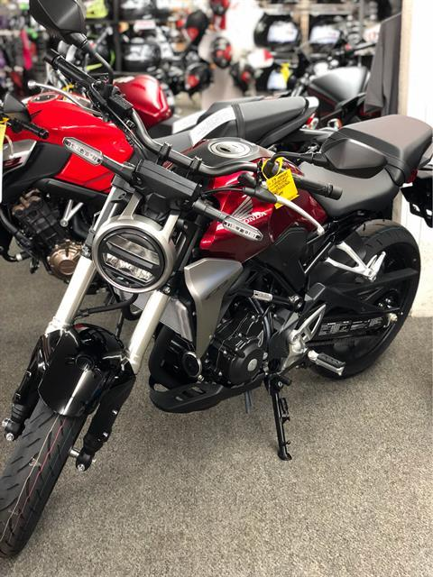 2019 Honda CB300R in Aurora, Illinois