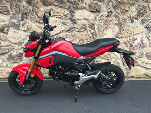 2018 Honda Grom ABS in Aurora, Illinois - Photo 3