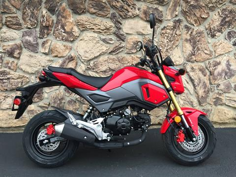 2018 Honda Grom ABS in Aurora, Illinois