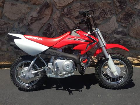 2020 Honda CRF50F in Aurora, Illinois