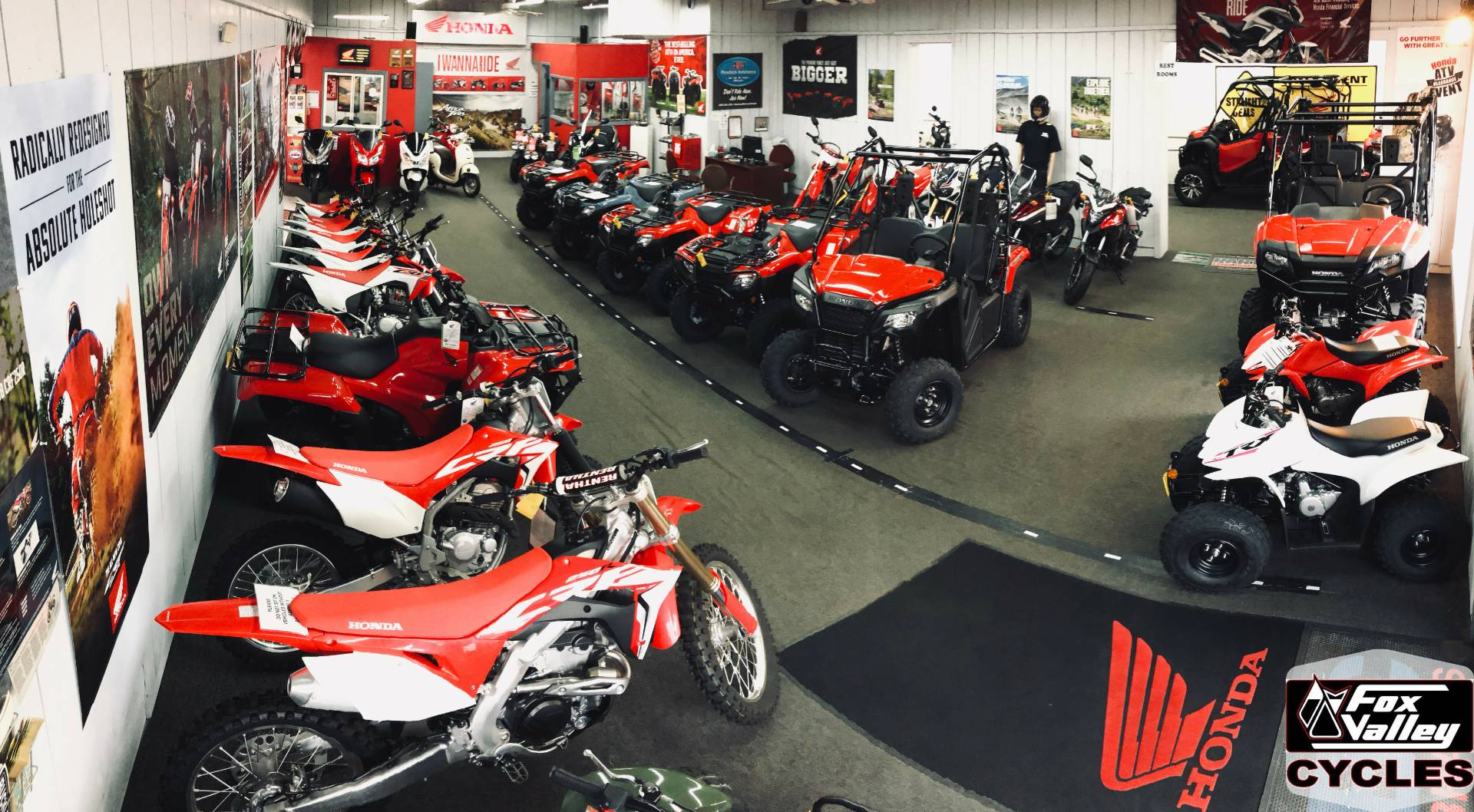 2020 Honda CRF50F in Aurora, Illinois - Photo 4