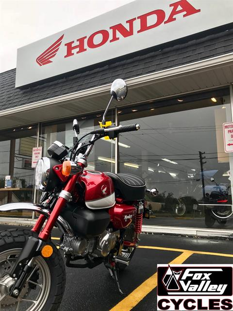 2019 Honda Monkey in Aurora, Illinois - Photo 2