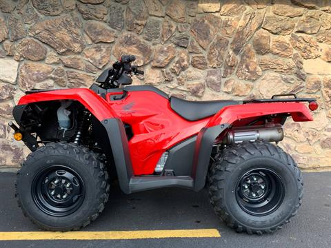 2020 Honda FourTrax Rancher 4x4 ES in Aurora, Illinois - Photo 1
